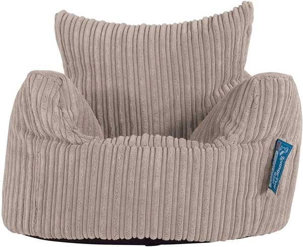 Pouf fauteuil pour enfant