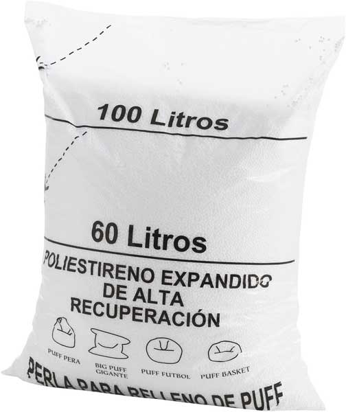 Recharge 100 L pour pouf